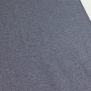 Sudadera perchada azul vigoré (jean)