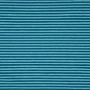 Punto rayas petrol-agua 5mm