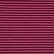 Punto rayas rosa-burdeos 5mm