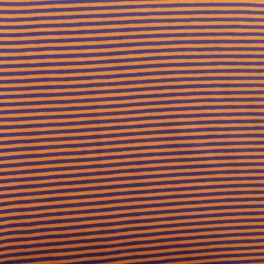 Punto rayas naranja-violeta 3mm