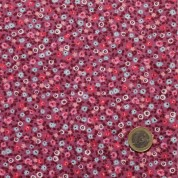 Sudadera no perchada magenta flower