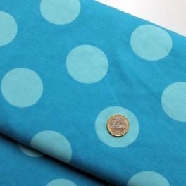 Punt blue dots