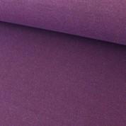 Punto acanalado violeta