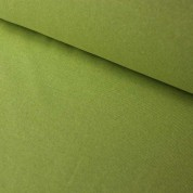 Punto acanalado verde anís