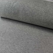 Punto acanalado gris medio