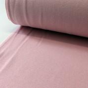 Punto acanalado rosa palo