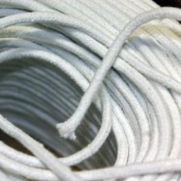 Cordón de algodón para mochilas