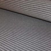 Punto rayas gris-gris