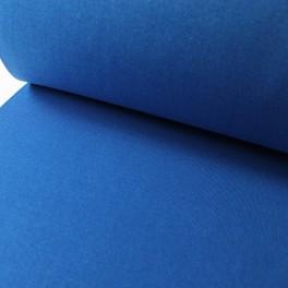 Punto acanalado COTON azulina