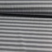 Punto rayas gris medio-gris claro